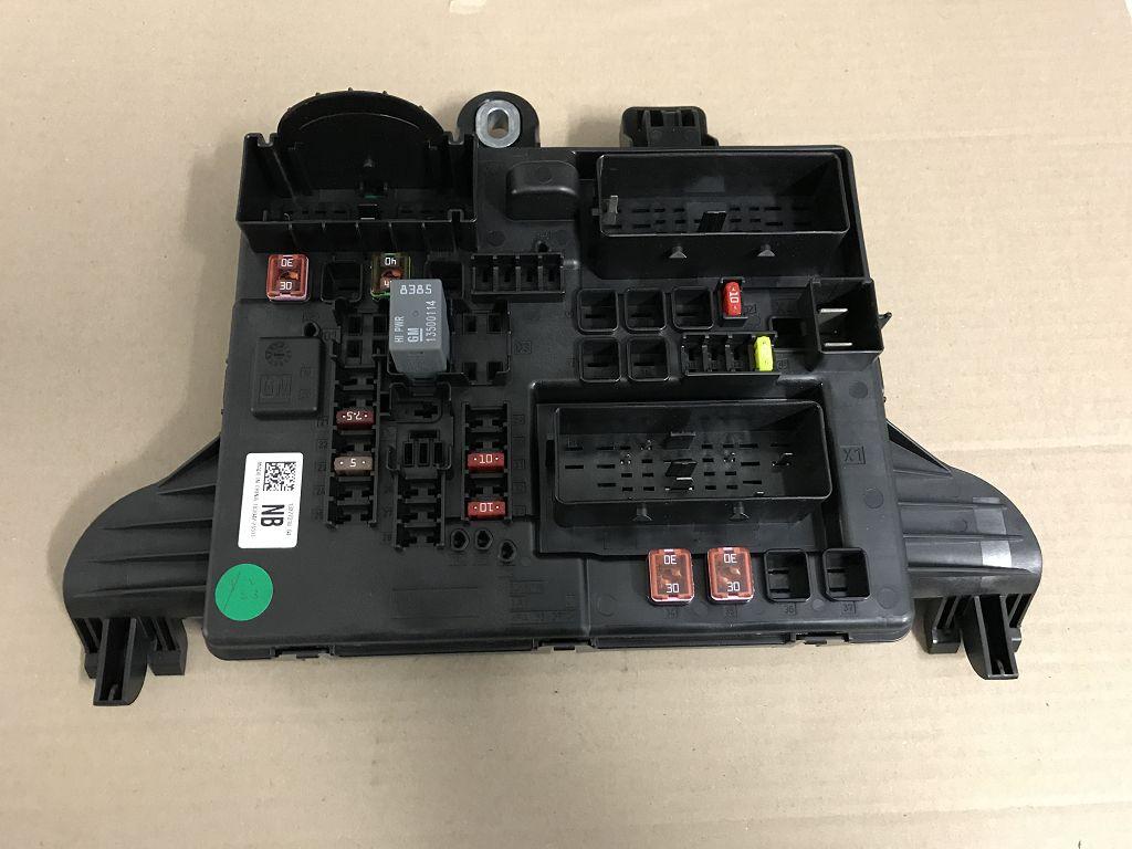 13277318 6238734 Fuse Block FUSE BOX Opel Insignia NEW