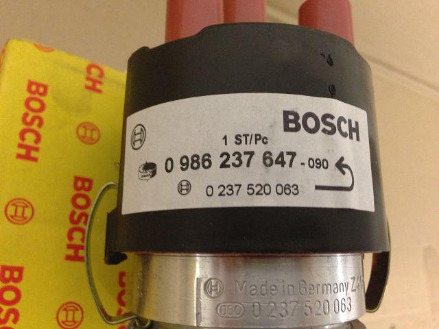 Bosch Zündverteiler 0986237647 1HS905205 0237520063